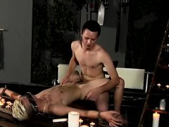 Testicles in bondage gay porn movietures xxx Splashed