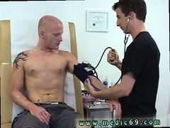 Men examined by doctor anal gay After a while though, my leg