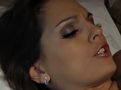 spy cam captures horny babe