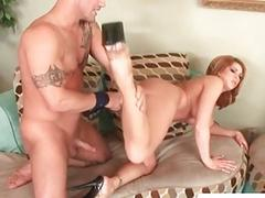 Brooke Haven Gets An Anal Filling