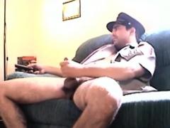 Straight Cop Suck Off