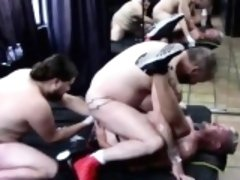 Young gay porn first sensations Fists and More Fists for Dic