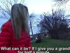 Shanie Ryan banged by stranger for money
