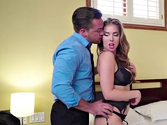 juicy anal fuck for the kind stewardess lena paul