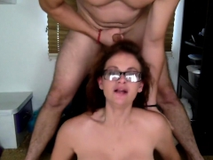 Lactating milf with big boobs and sexy body