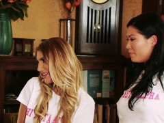 Twistys - Sorority Blues Part 1 - August Ames