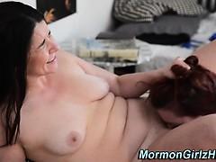 Lesbian mormons taste