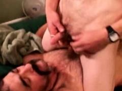 Mature redneck fucked before tugging