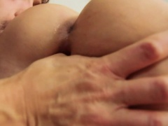Delighting a beaver with amoral doggy style fucking