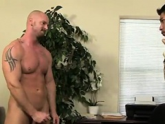 Gay sexy thong hairy Pervy manager Mitch Vaughn eventually d
