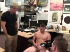 Straight guy groped by gay men Guy ends up with anal fuck-fe