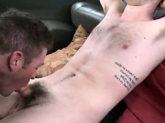 Gay xxx gangbang stories Ass Pounding On The Baitbus!