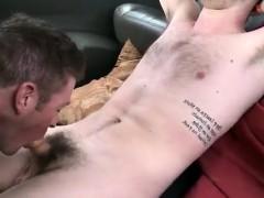 Gay xxx gangbang stories Ass Pounding On The Baitbus!