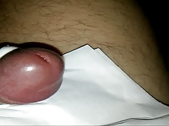 me in slow-mo cumshot + vibe egg, no hand