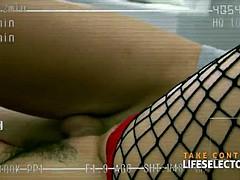 sarah vandella - blonde babe is cockhungry