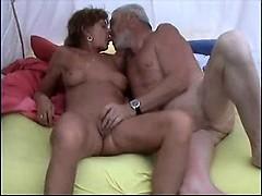 Sexy MILF fucks during sex