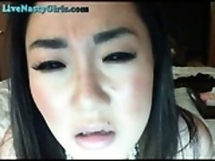 Amazing Eyes On This Asian Webcam Girl
