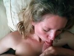 Wife homemade video