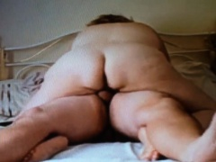 Fat Married Couple Having Some Good Sex