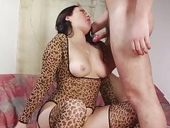 WANKZ- Russian Slut Nadia Spreads Pussy