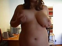 Big Tits Webcam Tease