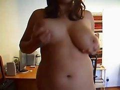 Big Tits Webcam Tease