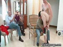 Gay cock sausage party getting out part5