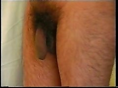 uncut hairy soft cock