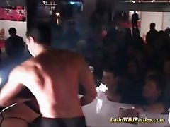 Latina wild parties hot babes