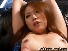 Asami Ogawa Asian doll has hot sticky part4