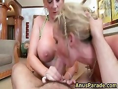 Lesbo busty whores fucking and sucking part1