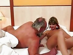 Grandpas Fuck Teens Compilation
