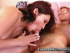 Nasty mies sharing hard cock
