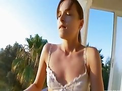 Midday heat and anal fingering