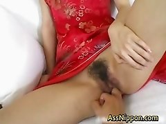 Chihiro Hara Naughty Asian Model Shows