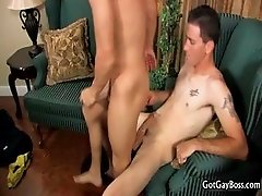 Danny Brooks gets fucked and sucked part1