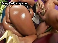 Filthy whore asss riding cock and gets part1