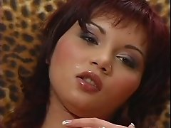 sexy cute Tina finger sweet pussy