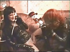 Alison Thighbootboy meets Becky