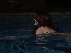 Hardcore Pool Fucking with Hot Babes