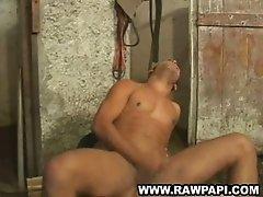 Hardcore Gay Latin Fucking Asshole