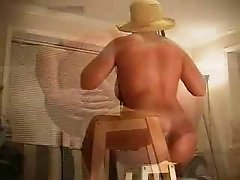 Big Butt Mature Woman